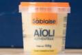 """La Sablaise,   Sauce aïoli fraîche """"Maison"""""""