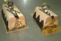 Pâtisserie Alexandre Vuez, buche de Noël