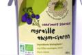 Menthe & mélisse, confiture myrtille thym citron