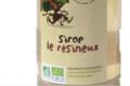 Menthe & mélisse, Sirop Le résineux