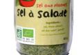 Menthe & mélisse, sel à salade