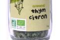 Menthe & mélisse, thym citron