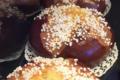 La boulangerie le Fournil de mon Père, mouna brioche de Pâques