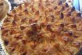 La boulangerie le Fournil de mon Père, tarte amandine abricots