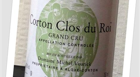 Domaine Voarik Michel, Corton-Clos-Du-Roi