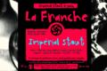 Brasserie La Franche, hiver, imperial stout