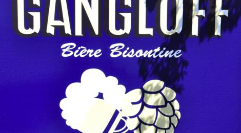 Brasserie Gangloff, la blonde Bisontine