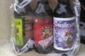 Micro brasserie Le Goubelin, bière de Noël