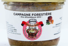 Boucherie Sabot, Campagne forestière