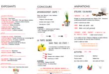 Concours De Soupe & Tarte Sucree Revisitee