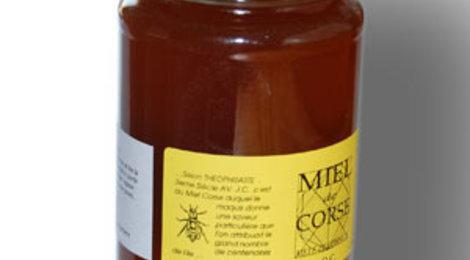 Miel de Corse, maquis de printemps