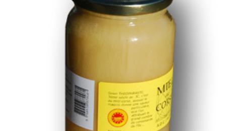 Miel de Corse, maquis d'automne