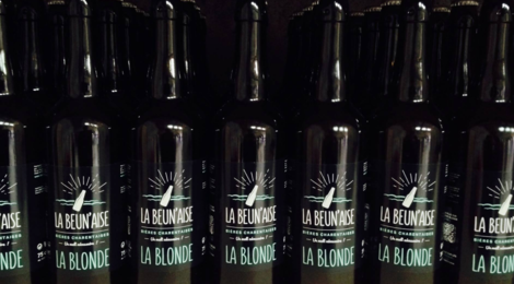 La Beun'aise - Bières charentaises, la blonde