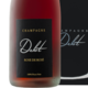 Champagne Delot, brut rose de rosé
