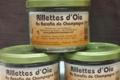 Maison Guillemot, Terrine de Rillette d'Oie au Ratafia de Champagne