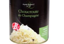 Boîte 4/4 Choucroute au Champagne