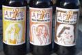 Brasserie La P'tiote, bière blonde sur lie