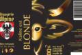 Brasserie alpine,  Kaline est blonde.....