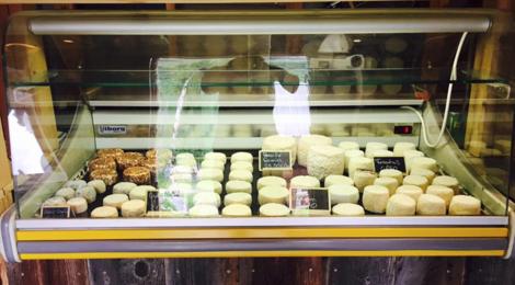La chèvrerie des Chapieux, nos fromages de chèvre