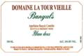 Domaine la Tour Vieille, Banyuls blanc doux