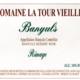 Domaine la Tour Vieille, Banyuls rimage