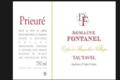 Domaine Fontanelle, Le Côtes du Roussillon Villages TAUTAVEL « Prieuré »