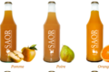 Saor Fruits, jus d'orange