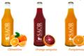 Saor Fruits, jus d'orange sanguine