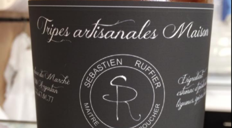 boucherie Ruffier, tripes artisanales maison