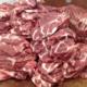 boucherie Ruffier, côtes de porc