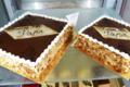 Pâtisserie Boulangerie Cabot, millefeuille au chocolat