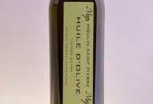 Moulin Saint Pierre, Huile d'olive vierge extra  filtrée