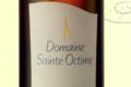 Domaine Sainte Octime, vignobles Rampon, blanc