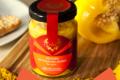 Les ANTONIN, velours de poivrons jaunes au curry