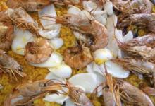 Le Coq Gourmand, paella du jour
