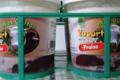 Laiterie - Fromagerie du Mas Guiter, yaourt à la fraise