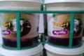 Laiterie - Fromagerie du Mas Guiter, yaourt à la myrtille