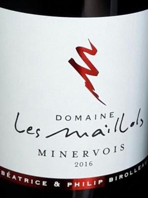 Domaine Les Maillols AOP Minervois 2016