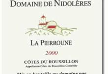 Domaine de Nidolères, La Pierroune