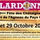 48ème Fête des Châtaignes, du Vin et de l'Agneau du Pays Cathare