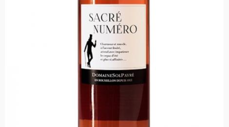 Domaine Sol Payré, Sacré Numéro Rosé
