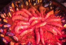 Boucherie Casteil, paella
