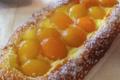 Fougasse aux abricots