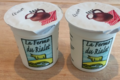 Ferme du Rialet, Yaourt Nature au lait entier