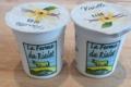 Ferme du Rialet, Yaourt à la vanille