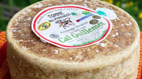 Fromagerie « Cal Guillemet », tomme des Pyrénées