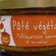 """Pâté végétal IDBio, Le """"Potimarron - cumin - noisettes"""""""