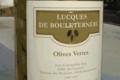 Earl Des Pyrenees, Lucques de Bouleterne