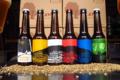 """Brasserie Alzina, Bière Brune """"Rocabru"""""""