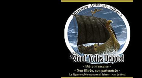 Brasserie Gilbert's, Stout' Voiles Dehors !